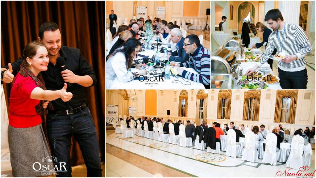 Restaurantul Oscar > Foto din galeria `Conferinte,seminarii,prezentari!`