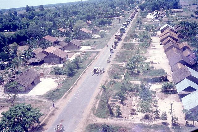 Gò Dầu Hạ (Tây Ninh) 1966-67 - Photo by William A. Wilde (4)