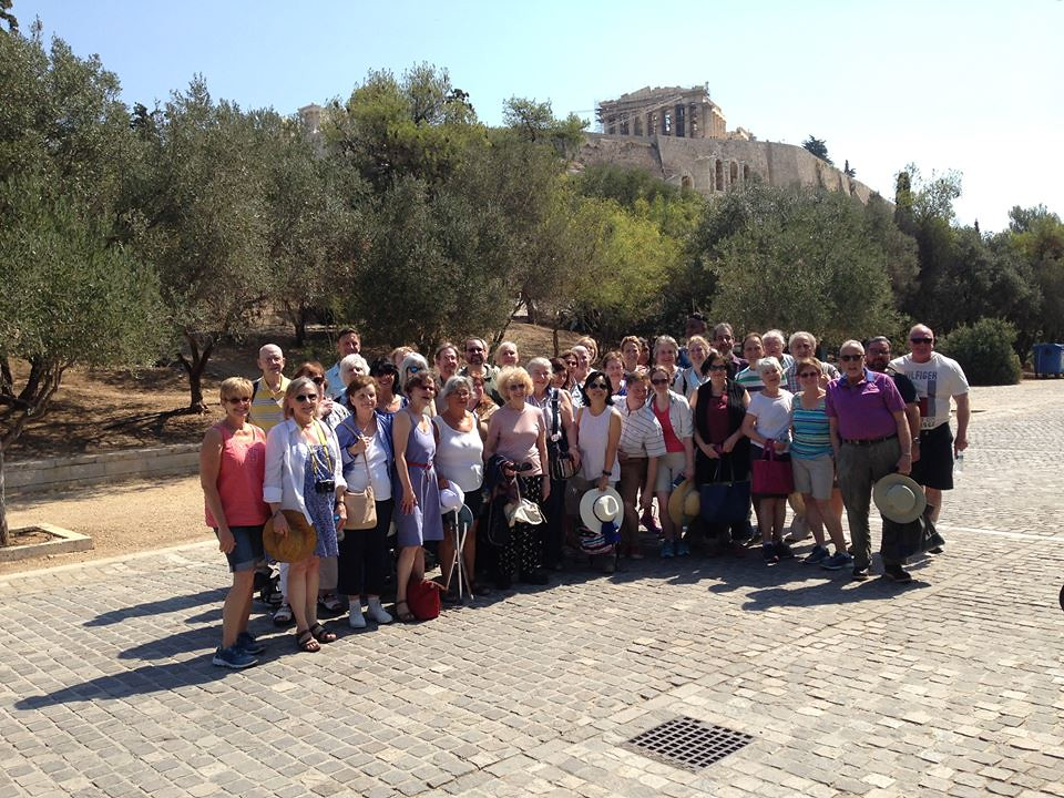 West Village Chorale 2016 Tour of Greece