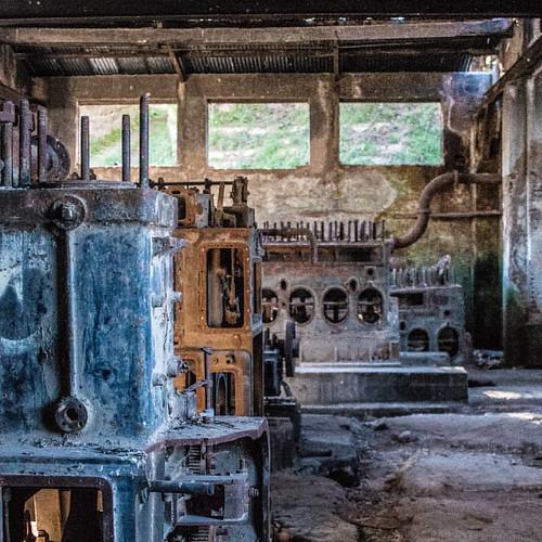 Usina abandonada en Oriente. #Canon #70d #Pueblos #BuenosAires #ig_argentina
