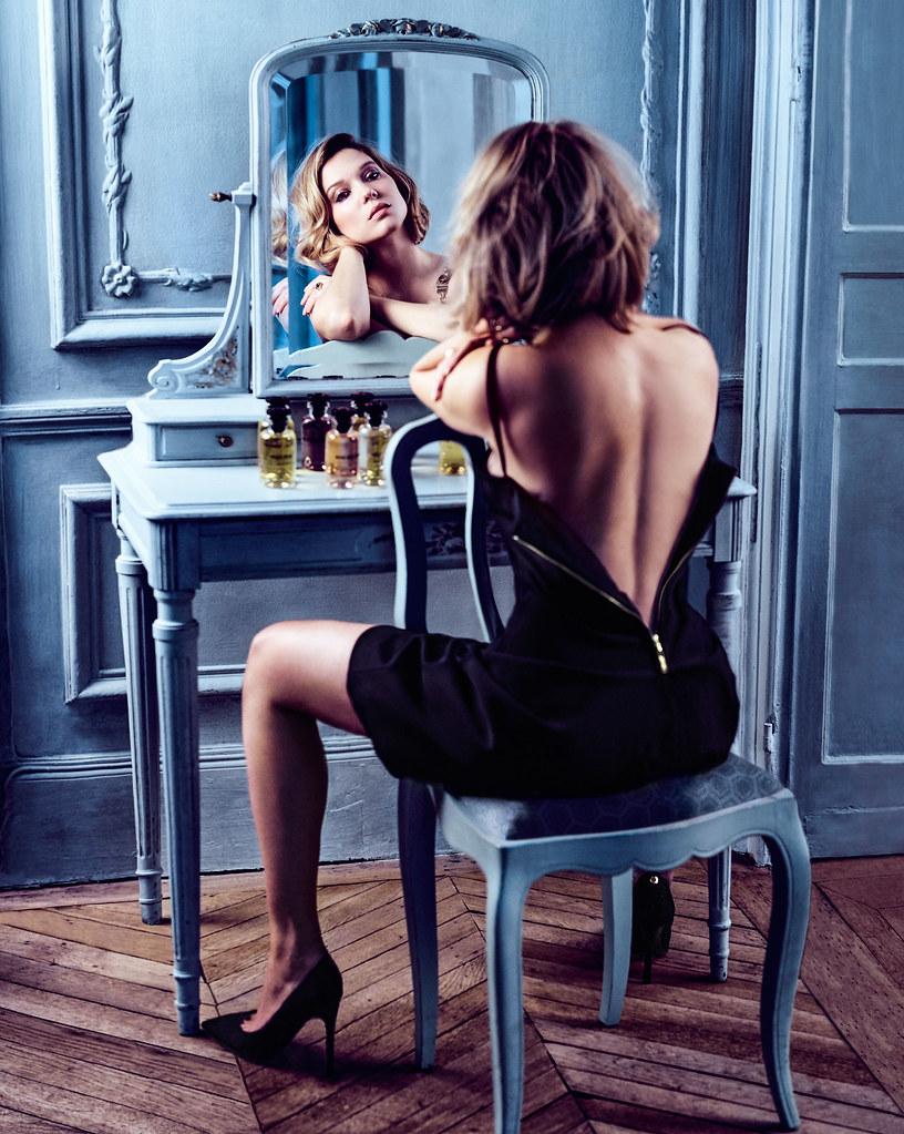 Леа Сейду — Фотосессия для «Harper's Bazaar» 2016 – 3