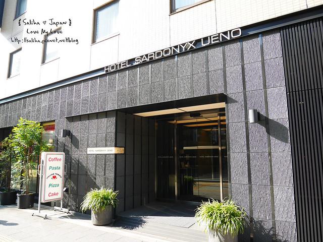 上野寶石飯店住宿Hotel Sardonyx Ueno (20)