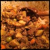 #CarneMolida #PuertoRican #groundBeef #homemade #CucinaDelloZio - mix often