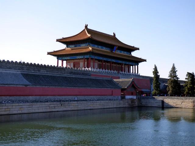 China - Beijing - Forbidden City & Tiananmen Square (3)