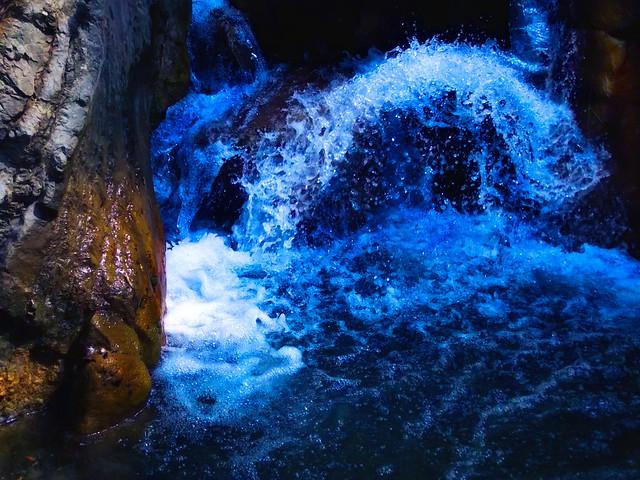 magic blue river..., Fujifilm FinePix S2800HD