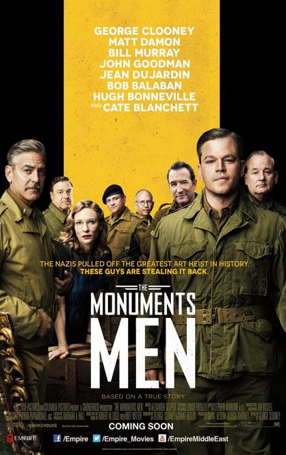 Cổ Vật Bị Đánh Cắp - The Monuments Men