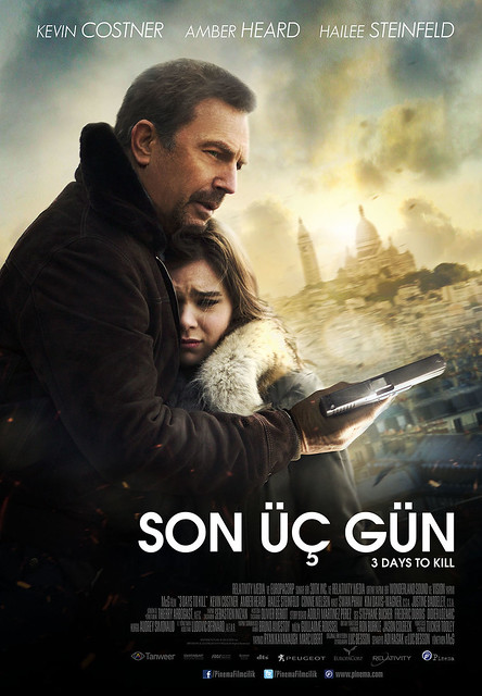 Son Üç Gün - 3 Days To Kill (2014)