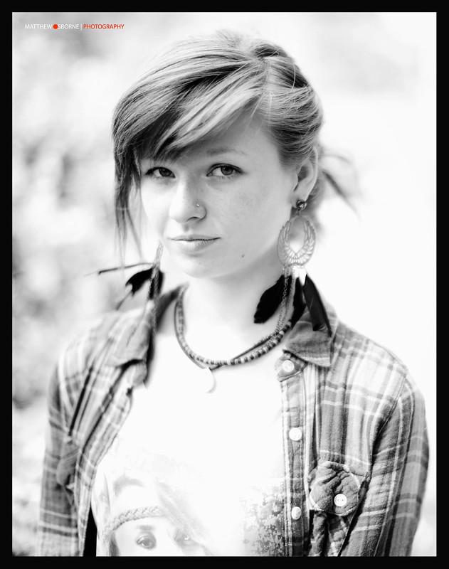 Leica High Key Portrait
