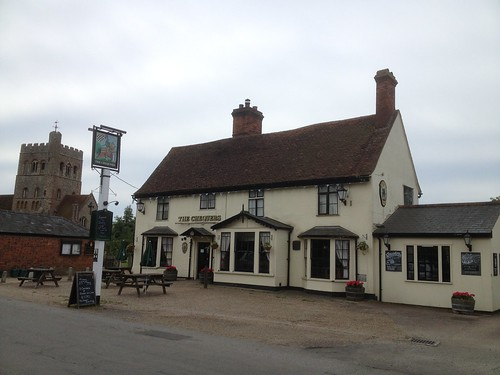The Chequers, Great Tey