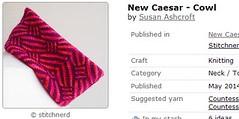 new caesar cowl