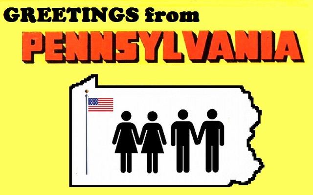 Judge Strikes Down Pennsylvania Same-Sex Marriage Ban