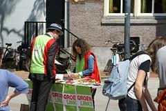 Groenlinks campagneteam