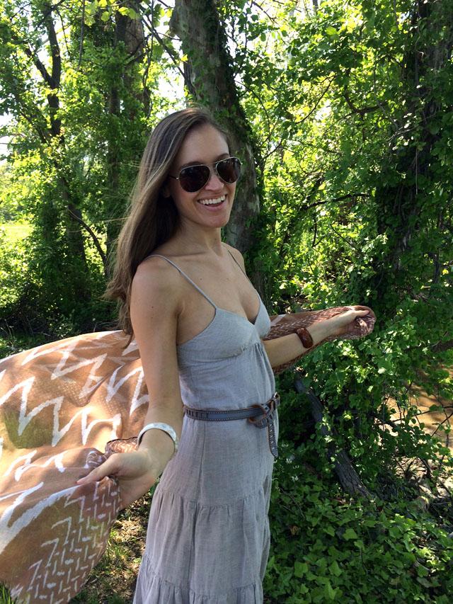 3 maxi dress summer style