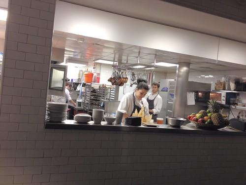 bucătăria NOPI