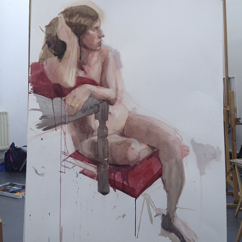 Life Drawing/painting