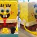 Spongebob cake - <span>©CupCakeBite www.cupcakebite.com</span>