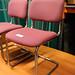 Wine stacker chair