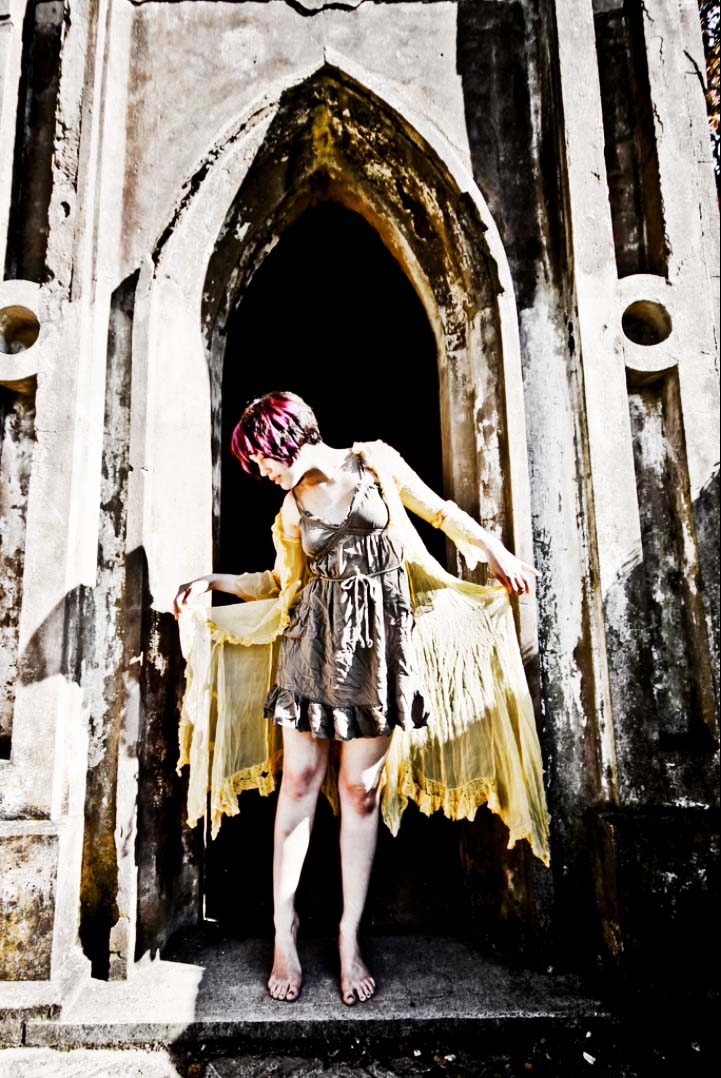Daryl Darko Barnett, Wolfie, Cemetery Girl, 11. Juli 2010