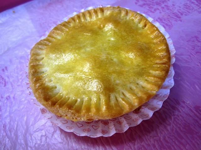 Aroma Bakery chicken pie