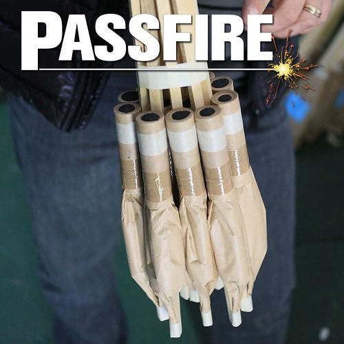 Spanish Rocket - #PassFire Visit Spain