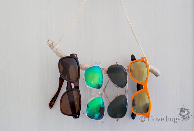 colgador palo gafas