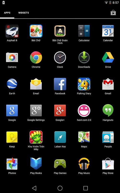 Đánh giá sơ bộ về Android L và những cải tiến - 25370