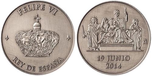 felipe-vi-proclamation-medal