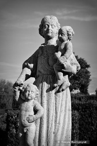 3 - Епископский сад - Каштелу Бранку - Португалия