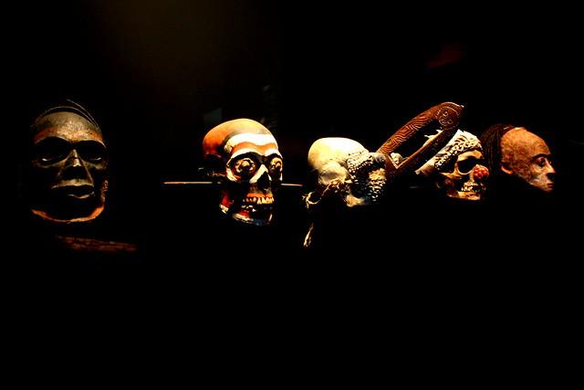 Á Le musée du quai Branly