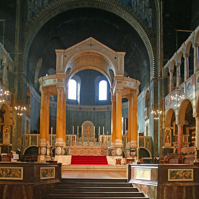 Inside Westminster Cathedral Flickr Photo Sharing
