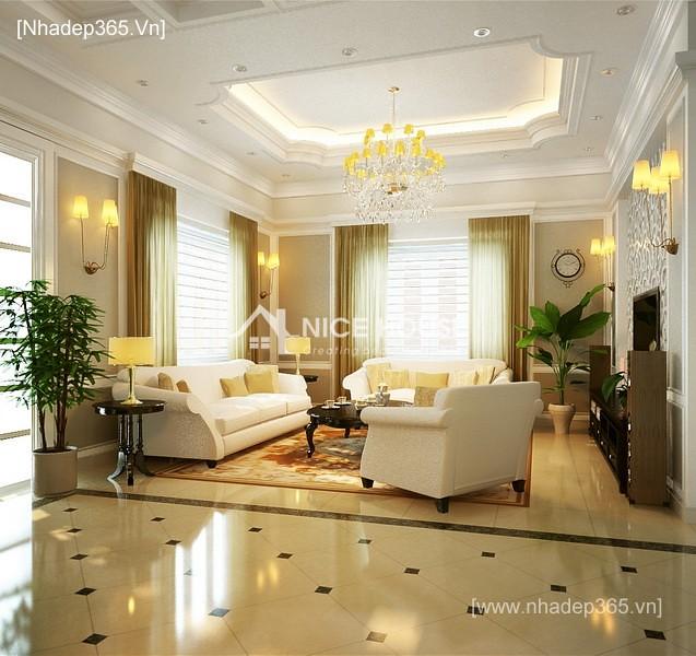 Thiết kế nội thất tân cổ điển Quảng Ninh_6