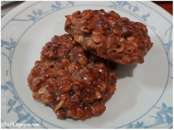AM Snack: Chewy Caramel Apple Cookies