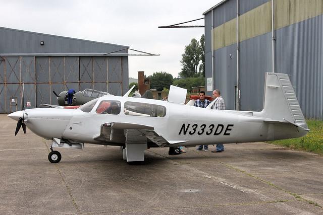N333DE