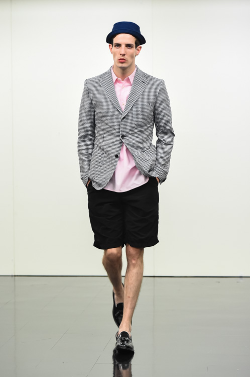 SS15 Tokyo COMME des GARCONS HOMME028_Aaron Vernon(Fashion Press)