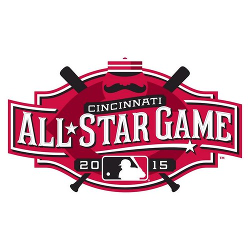 2015 MLB All-Star Game logo