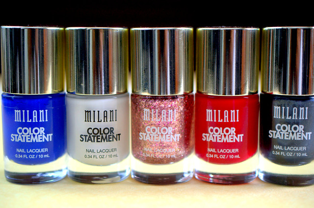 Milani Is SO Making A Statement With Their New Color Statement Nail Polishes