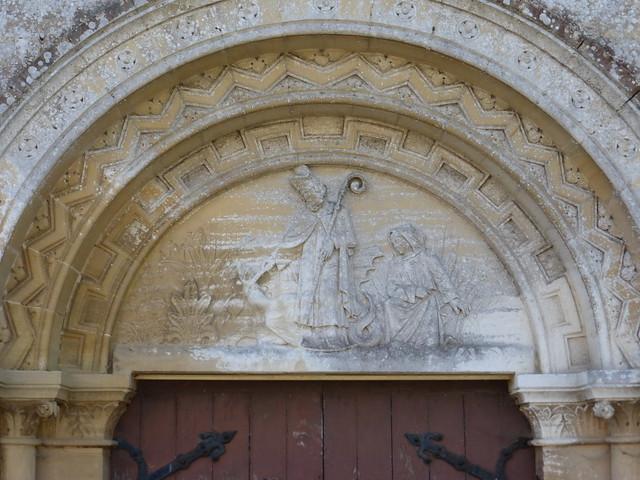 047 L'église Saint-Vigor, Colombiers-sur-Seulles