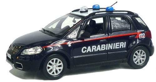 Autoparco Fiat 16 Carabinieri (1)