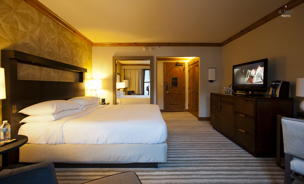 Alpine View King Room