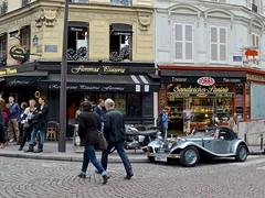 Rue Chappe, Rue Tardieu, Montmartre