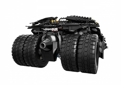 LEGO Ultimate Collector's Set The Tumbler 03