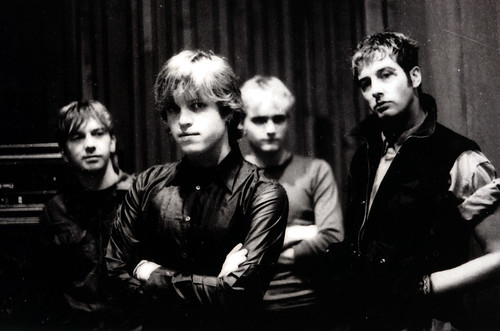 Mansun by Pennie Smith