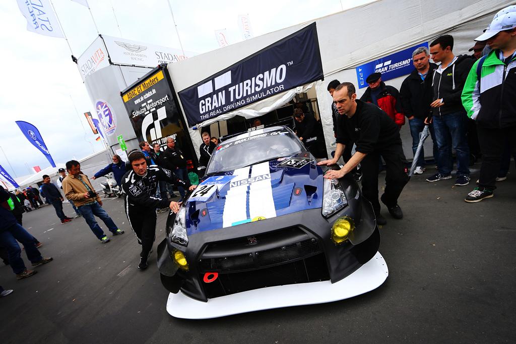 Gran Turismo 24-Stunden-Rennen Nürnburgring