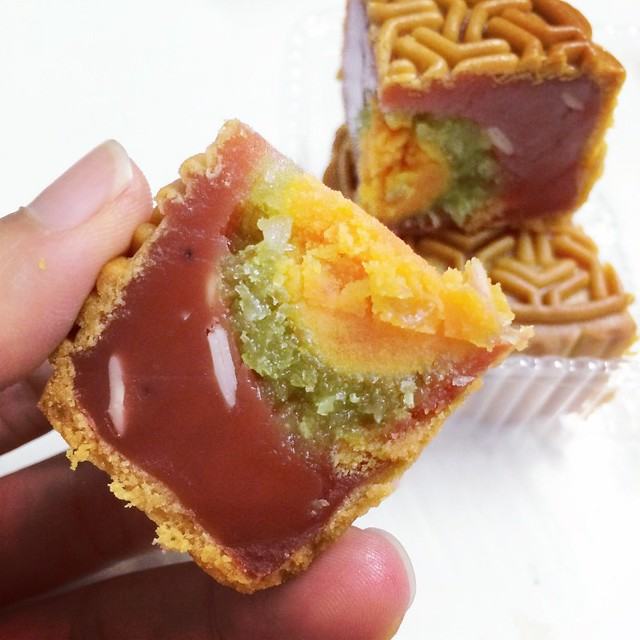 tai thong new mooncake flavours 2014