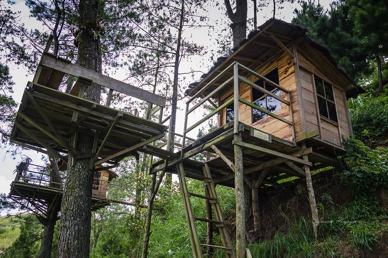 Rumah Kayu di Paralayang