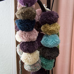 Pompom decoration from Manor - on sale