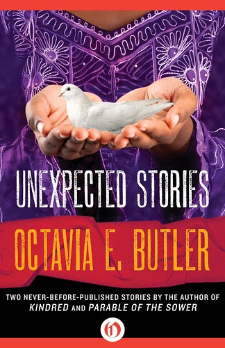 Unexpected Stories by Octavia Butler - image from Amazon