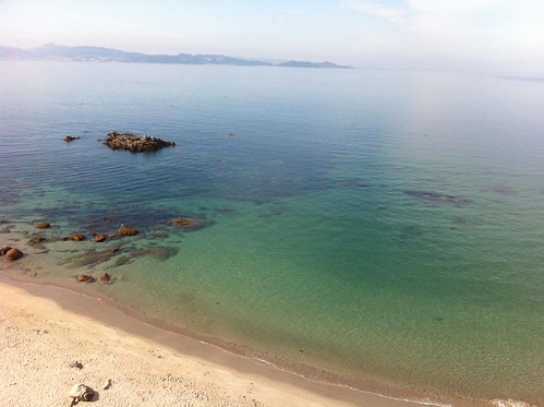 Playa gallega (Rías Bajas)