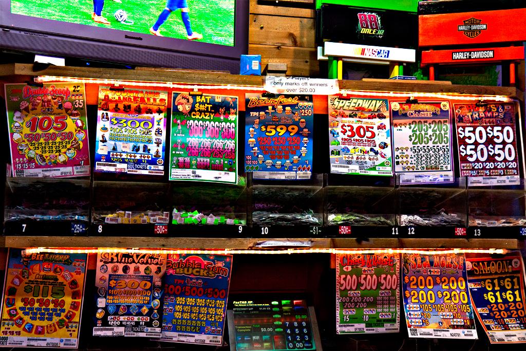 Gambling-tickets-inside-Players--Kennewick