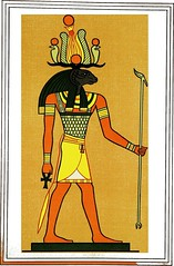 """Image from page 99 of """"The gods of the Egyptians : or, Studies in Egyptian mythology"""" (1904)"""